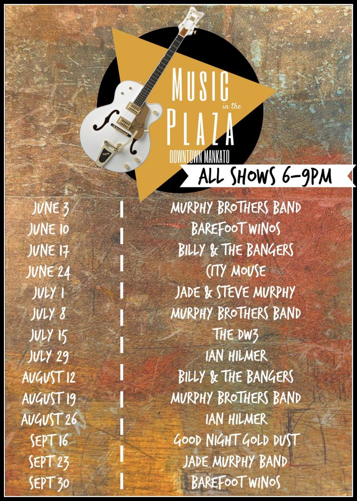 music in the plaza - City Center Partnership