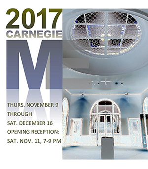 2017 Carnegie Members Exhibition