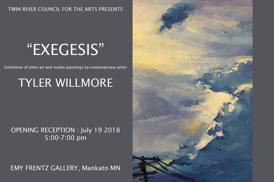 Exhibit: Exegesis by Tyler Willmore