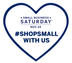 Shop Small in the City Center November 24