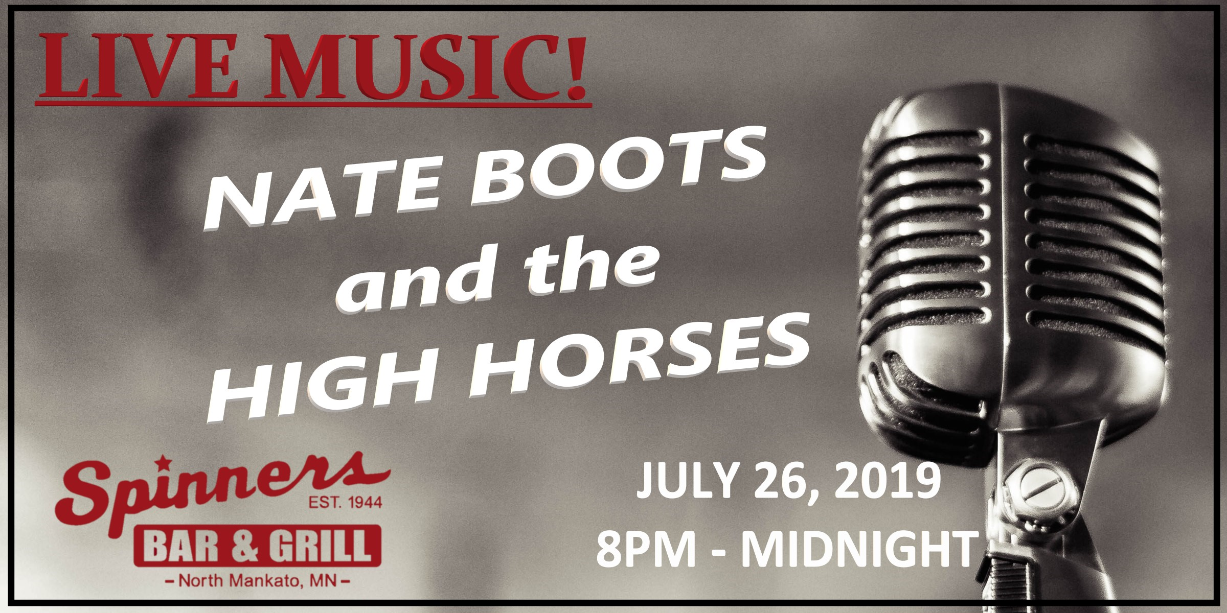 Nate Boots and the High Horses