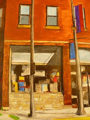 """JANE HORTON """"ALL OVER THE PLACE"""" Exhibit"""