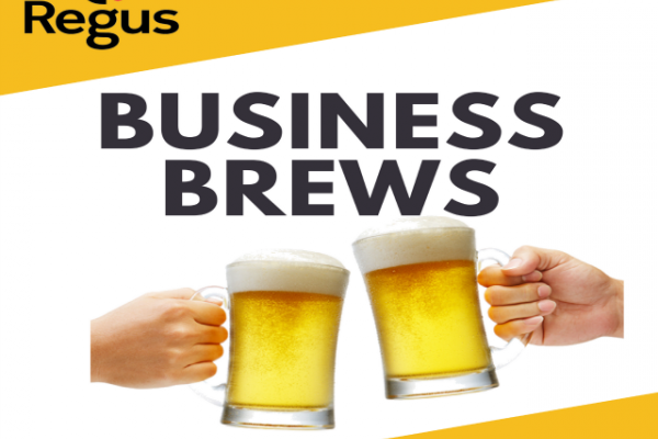 Business Brews at Regus