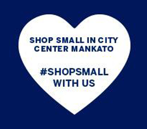 Shop Small in City Center Mankato
